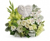 Teleflora's Hearts In Heaven Bouquet in Mansfield, Texas, Flowers, Etc.