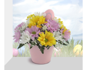 Easter Wishes in Southfield MI, Thrifty Florist