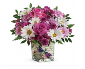 Wildflower In Flight Bouquet in Smyrna GA, Floral Creations Florist