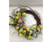 Hopping Wreath  in Smyrna GA, Floral Creations Florist