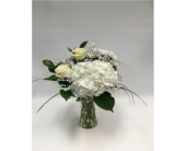 All Whites in Belleville ON, Live, Love and Laugh Flowers, Antiques and Gifts
