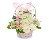 Easter Bunny Bouquet in Savannah GA, John Wolf Florist
