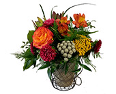 Tuscan Garden Bouquet in Fort Worth TX, Greenwood Florist & Gifts