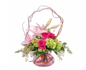 St. Francis Hospital - Sparkling Blossom in Sapulpa OK, Neal & Jean's Flowers & Gifts, Inc.
