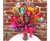 Candy Bouquet 3 in Yakima WA, Kameo Flower Shop, Inc
