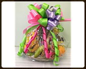 Gourmet Fruit and Treat Basket in Sydney, Nova Scotia, Lotherington's Flowers & Gifts
