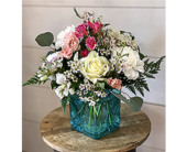 Turquoise & Blooms in Othello WA, Desert Rose Designs