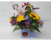 Circle E Bouquet 28 oz in Bossier City LA, Lisa's Flowers & Gifts