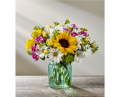 The FTD� Sunlit Meadows� Bouquet - Deluxe in Chapel Hill NC, Floral Expressions and Gifts