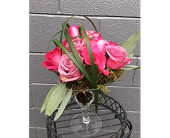 Martini of Love in Wake Forest NC, Wake Forest Florist