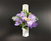 Freesia Corsage in Ajax, Ontario, Reed's Florist Ltd