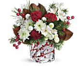 Teleflora's Wondrous Winterberry Bouquet in San Clemente CA, Beach City Florist