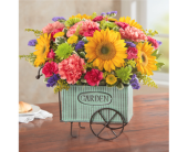 European Garden Cart $49.99-$69.99 in Bradenton FL, Ms. Scarlett's Flowers & Gifts