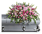 Beautiful Memories Casket Spray, picture