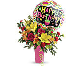 Birthday Bash Bouquet, picture