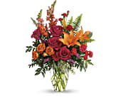 Punch Of Color Bouquet in Beaumont TX, Blooms by Claybar Floral