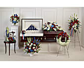 Teleflora's Distinguished Service Collection, picture