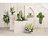 Teleflora's Tranquil Peace Collection, picture