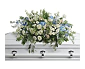 Tender Remembrance Casket Spray, picture