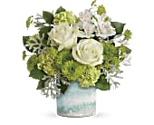 Teleflora's Seaside Roses Bouquet, picture