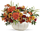 Teleflora's Enchanted Harvest Bouquet, picture