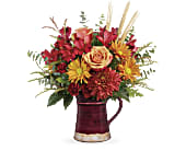 Teleflora's Fields Of Fall Bouquet, picture