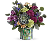 Teleflora's Marvelous Mosaic Bouquet, picture