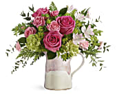 Teleflora's Heart Stone Bouquet, picture