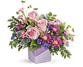 Teleflora's Love Squared Bouquet DX, picture