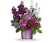 Teleflora's Always Amethyst Bouquet, picture