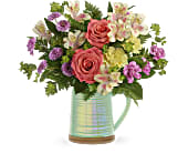 Teleflora's Pour on the Beauty Bouquet, picture