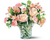 Teleflora's Galway Irish Crystal Bouquet in New Britain CT, Weber's Nursery & Florist, Inc.