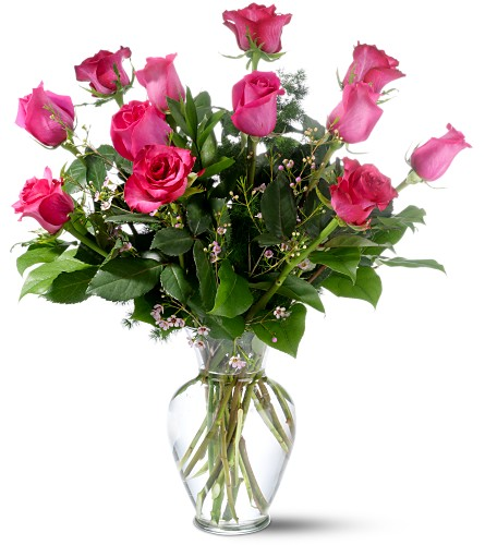 Teleflora's A Touch of Beauty in Bakersfield CA, White Oaks Florist