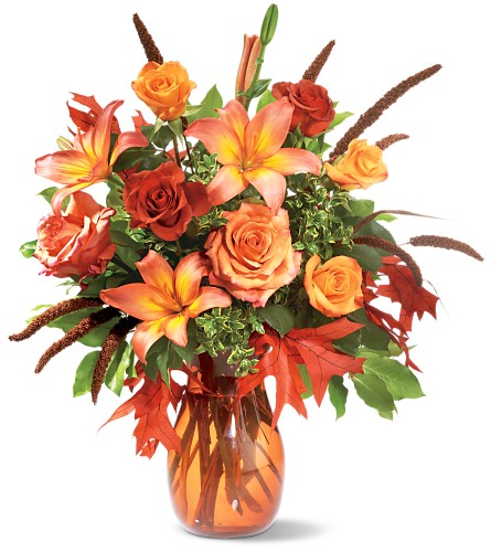 Fall Grandeur in Campbell CA, Citti's Florists