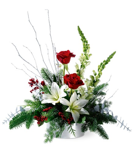 Winter Frost in usa-send-flowers NJ, Stanley's America's Florist & Gifts