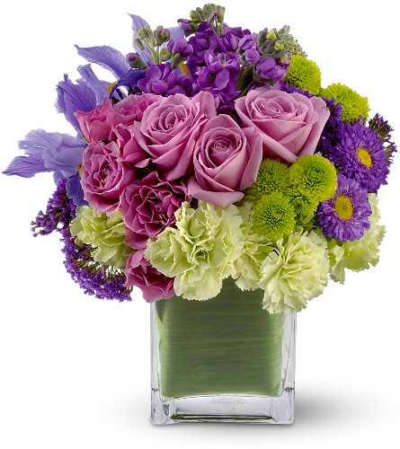 Teleflora's Mod About You in Fort Worth TX, TCU Florist