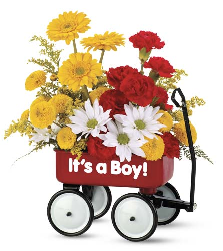 Teleflora's Special Delivery Bouquet in Bakersfield CA, White Oaks Florist