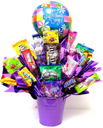 SECCB149 Sweeter Than Ever Candy Bouquet in Oklahoma City OK, Array of Flowers & Gifts