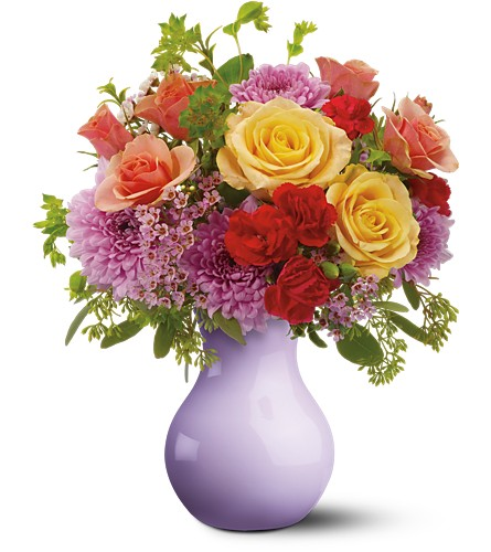 Teleflora's Stratford Gardens in Big Rapids MI, Patterson's Flowers, Inc.