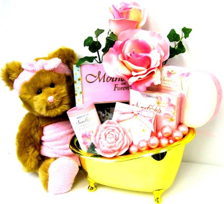 GB256 ''Especially for Mom Gift Bouquet'' in Oklahoma City OK, Array of Flowers & Gifts
