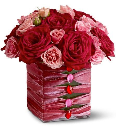 Teleflora's Birthday Couture in Fredonia NY, Fresh & Fancy Flowers & Gifts