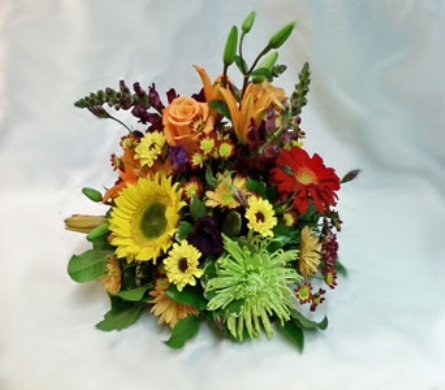 Indian Summer in Naples FL, Gene's 5th Ave Florist
