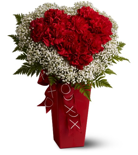heart and soul in mountain view ca mtn view grant florist - Valentine Flower Delivery