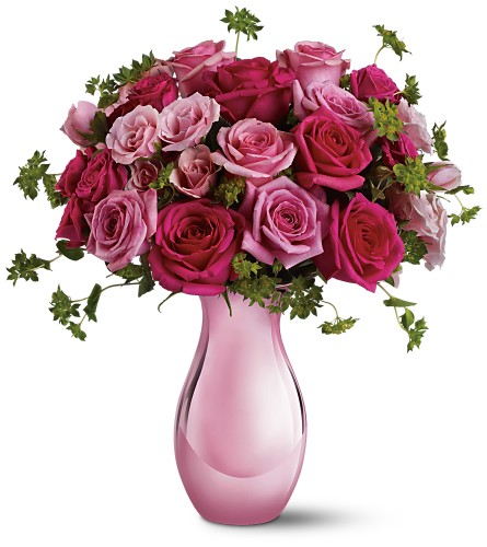 Teleflora's Spring Rose Bouquet in Salt Lake City UT, Especially For You