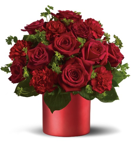 Teleflora's Too Hot in Liverpool NY, Creative Florist
