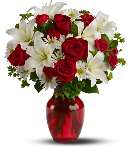 Be My Love - Deluxe in Largo FL, Rose Garden Florist