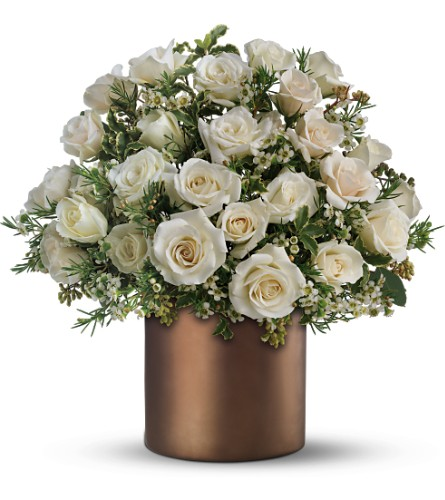 View Larger Teleflora S Love Hens Bouquet In Olean Ny Uptown Florist