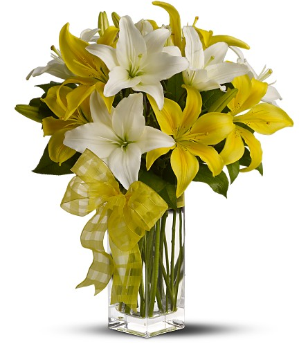 Teleflora's Pick-a-Lily in New Glasgow NS, McKean's Flowers Ltd.