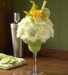 Mini Margarita Bouquet in Sayville NY, Sayville Flowers Inc