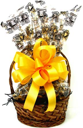 COOKIE10 ''Take a Break'' Cookie Basket in Oklahoma City OK, Array of Flowers & Gifts
